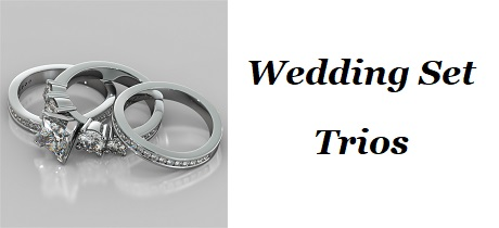 Jewelry - Banner - Wedding Ring Trios